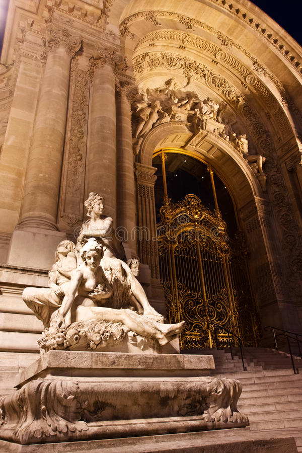 Download Paris's Petit Palais Royalty Free Stock Photos - Image: 26525878