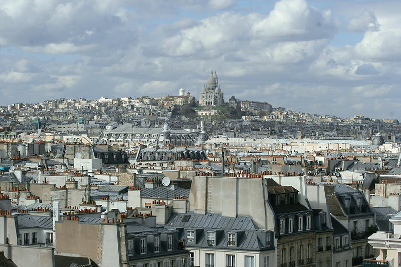 Download Paris Sacre Coeur stock image. Image of sight, coeur - 26598685