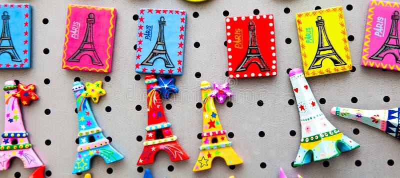 Paris Souvenir Stock Photography