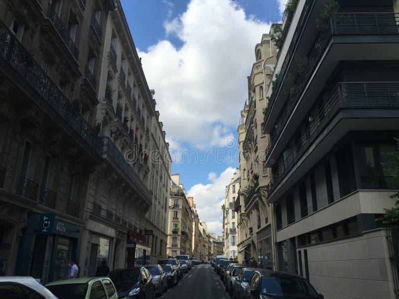 Paris 8 royalty free stock photo