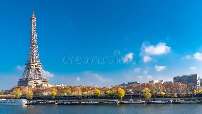 Paris, Tour Eiffel images libres de droits