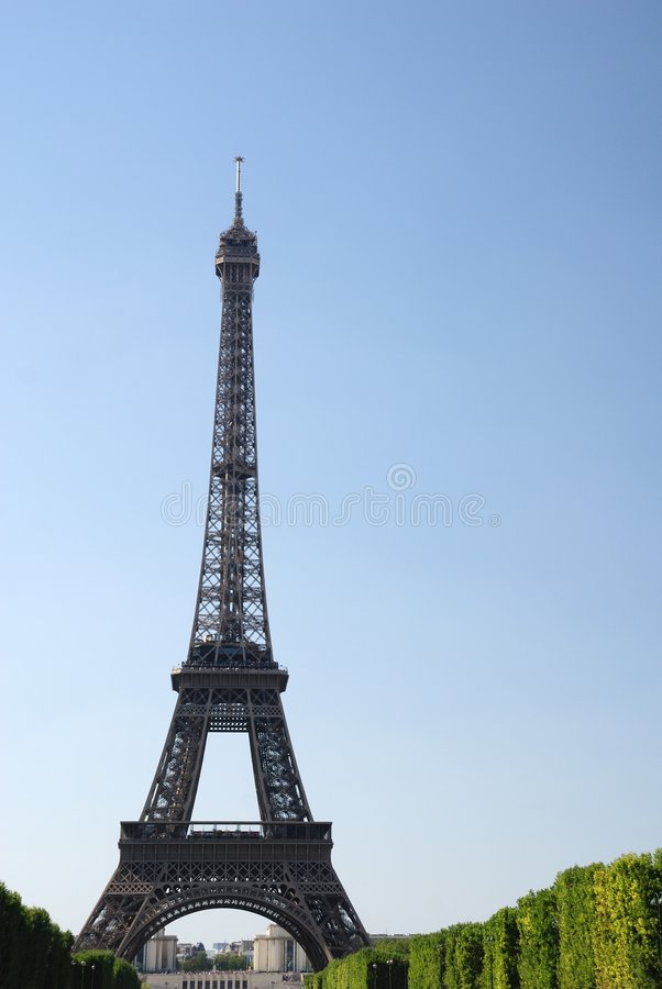 Paris - Tour Eiffel image stock