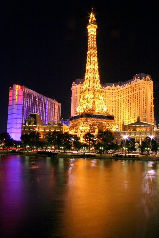 Paris vegas image stock