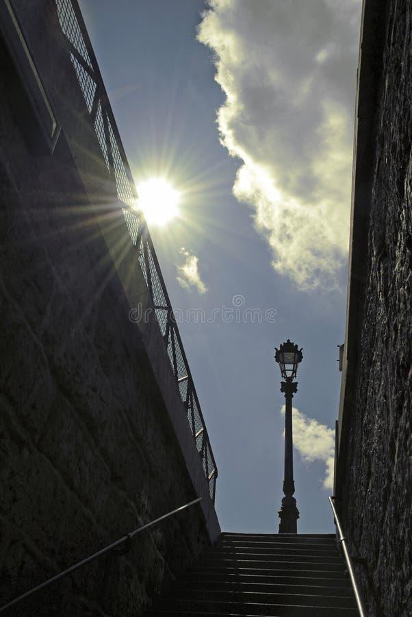 Paris velha imagens de stock