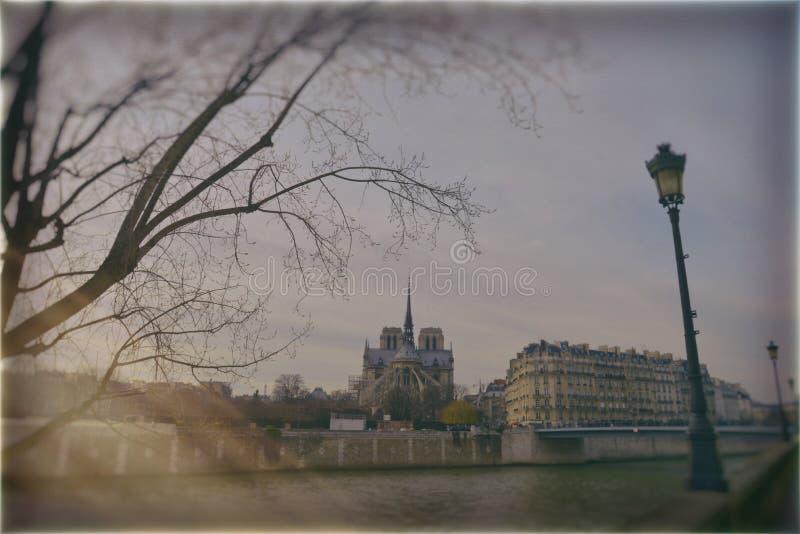 Paris view stock images