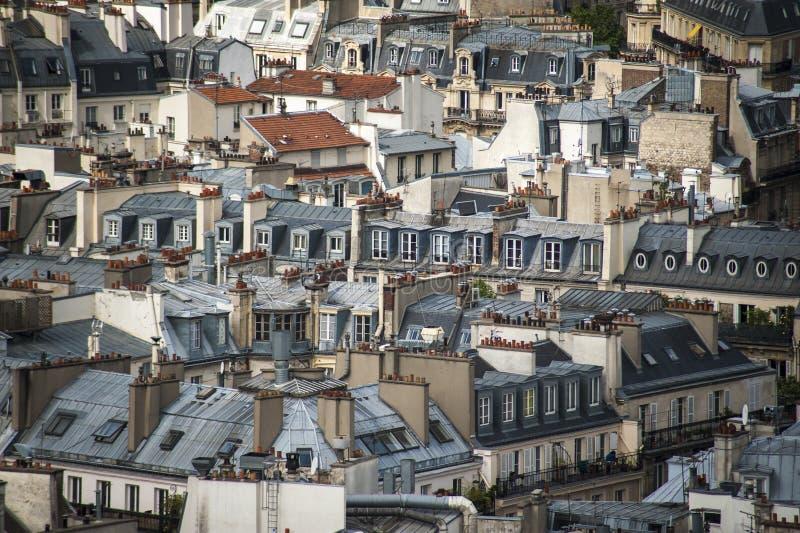 Download Paris vista de cima de foto de stock. Imagem de cityscape - 29832700