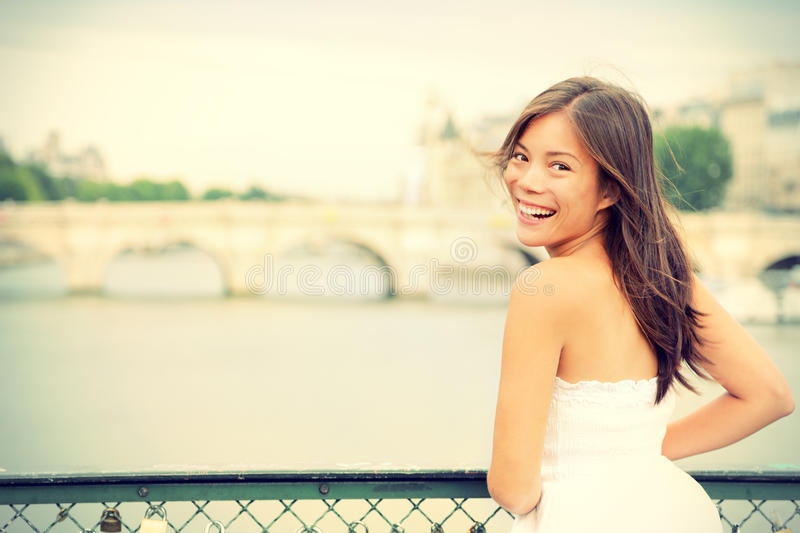 Download Paris Woman Royalty Free Stock Photos - Image: 27971478