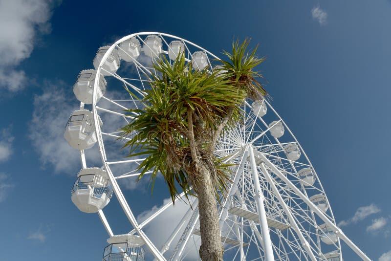 Pariserhjul på Bournemouth promenad, Dorset arkivfoton
