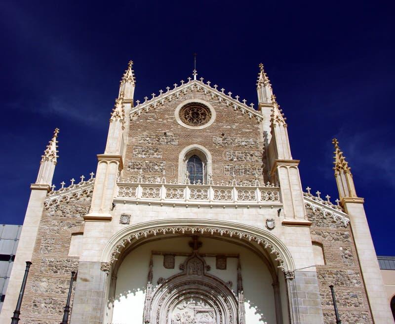 Download Parish Church Of St. Jerome Stock Image - Image: 11462105