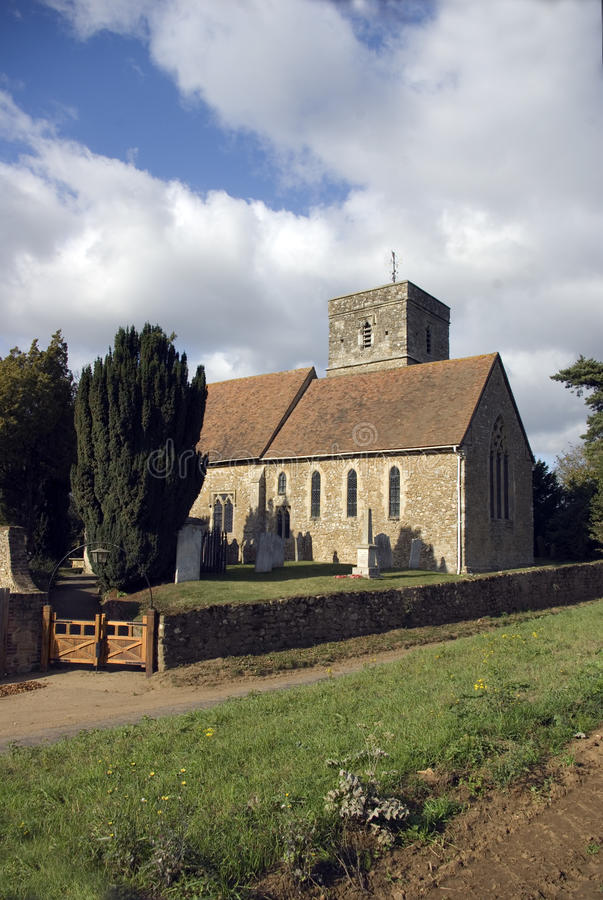 The Parish Church Of St Michael Of All Angels Stock Photos