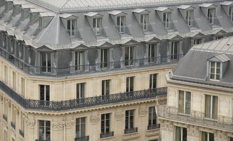 Download Parisian Buildings Royalty Free Stock Photos - Image: 21075078