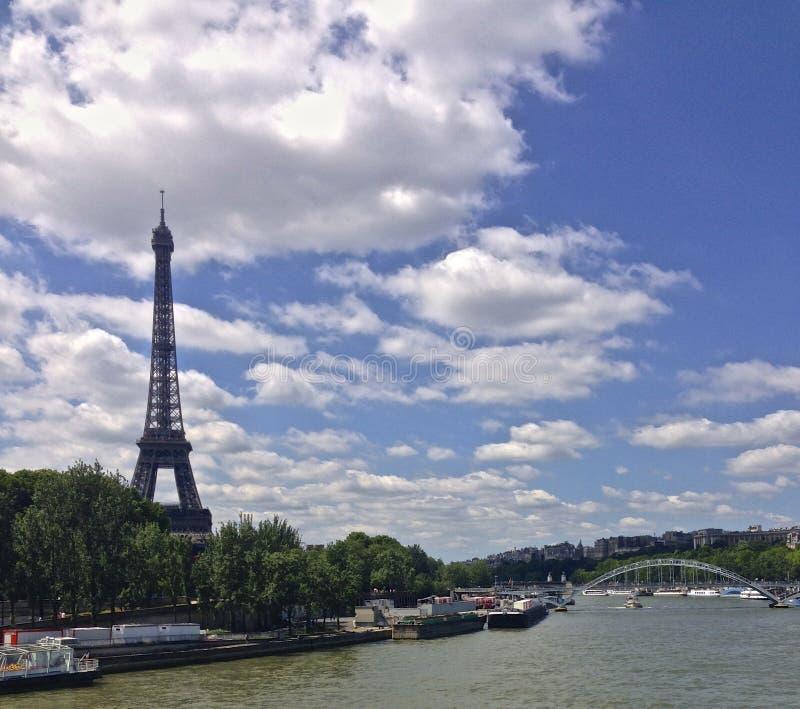 Parisien widok obraz royalty free
