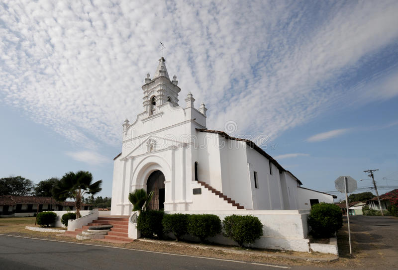 Parita Kirche lizenzfreies stockbild