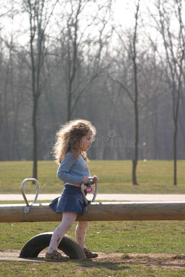 Download At the park stock photo. Image of trees, grass, child, play - 103066