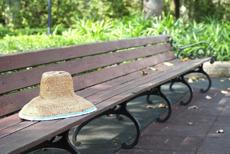 Download In the park 3 stock image. Image of chair, nature, metal - 28805153