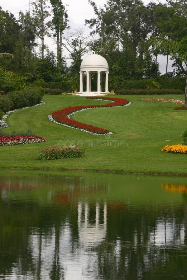 Park royalty-vrije stock afbeeldingen