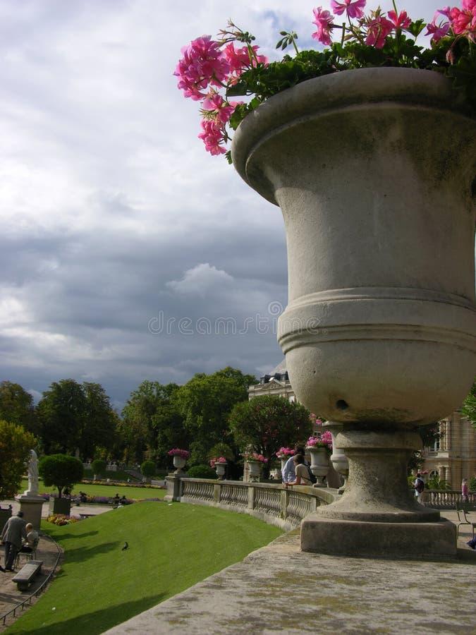 Download Park arkivfoto. Bild av trees, green, park, blomma, plats - 521374