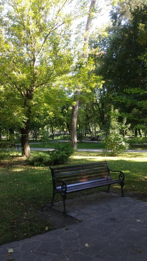 Park background stock photos