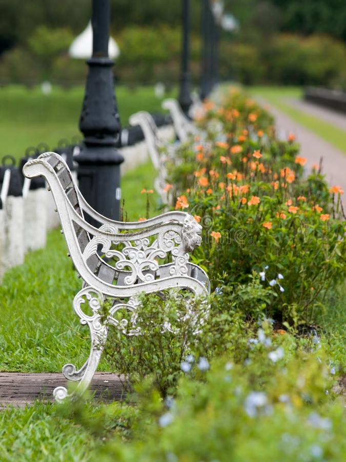 Park Bench Free Stock Images