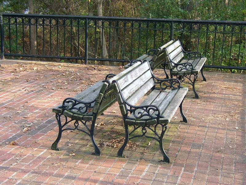 Download Park benches stock image. Image of south, benches, bench - 44477