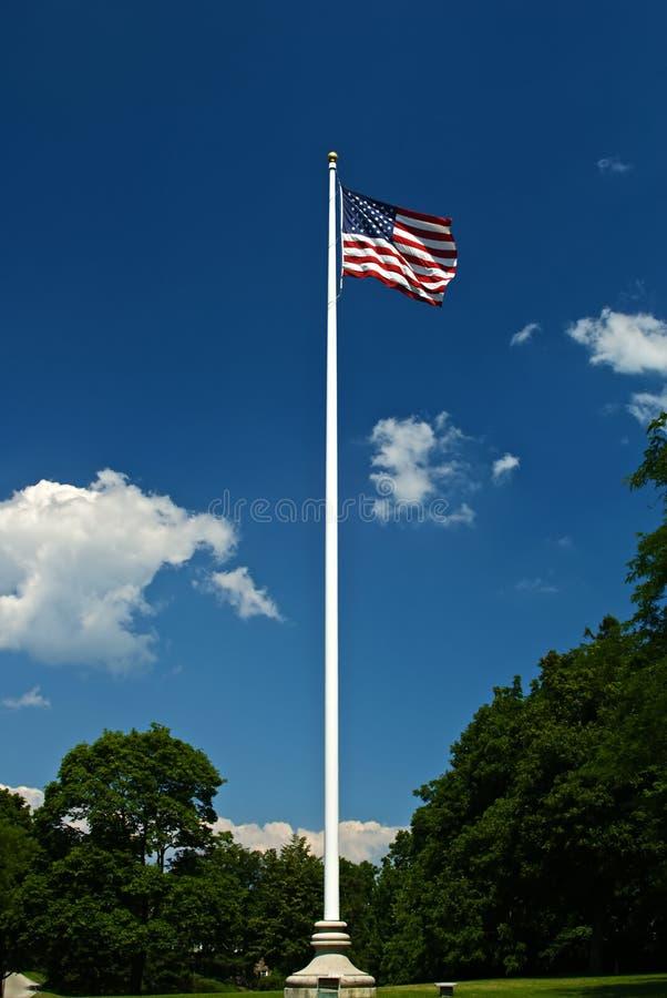 Download Park flag stock photo. Image of pole, flying, white, flag - 5995552