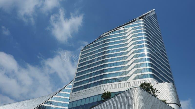Park Hyatt Bangkok at Central Embassy stock photos