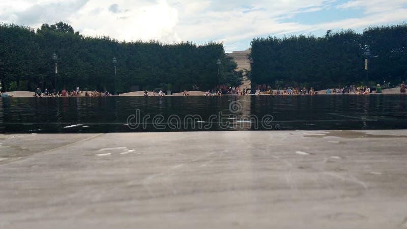 Park im Washington DC lizenzfreie stockfotografie