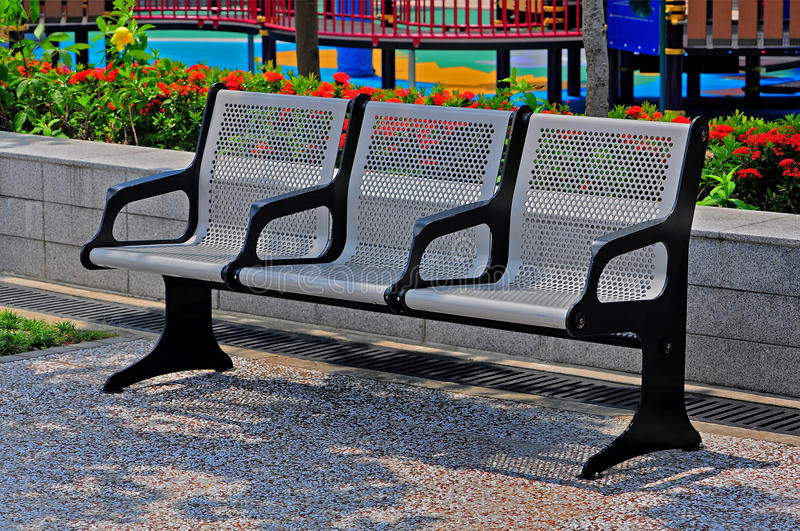 Park iron chairs