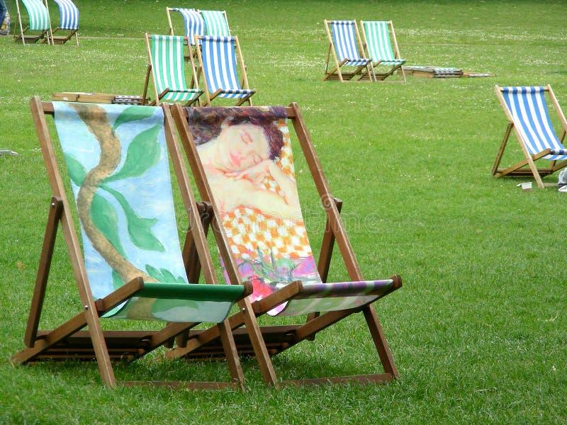 Park in London stock photos
