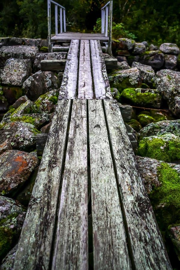 park narodowy ścieżka Yosemite obraz stock