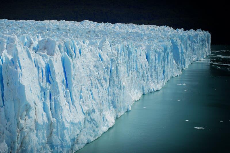 Park Narodowy Los Glaciares, Patagonia, Argentyna zdjęcie stock