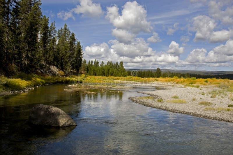 park narodowy uroczysty teton zdjęcie stock