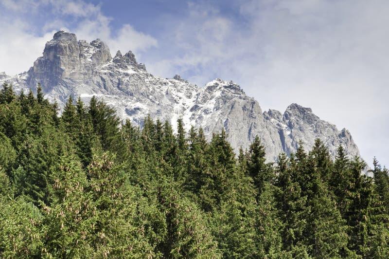 park narodowy vanoise zdjęcie stock
