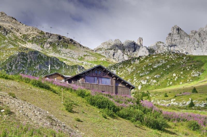 park narodowy vanoise obrazy royalty free