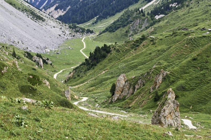 park narodowy vanoise zdjęcia royalty free