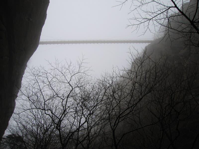 park narodowy wolchulsan zdjęcie royalty free