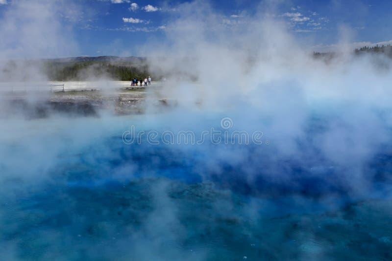 park narodowy Yellowstone zdjęcie stock