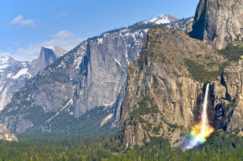 park narodowy Yosemite obraz stock