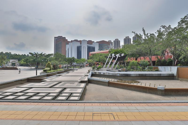 A Park in the New Territories sha tin. Park in the New Territories sha tin stock photography
