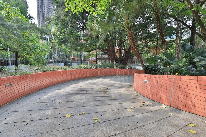 Park in the New Territories sha tin. A Park in the New Territories sha tin stock image