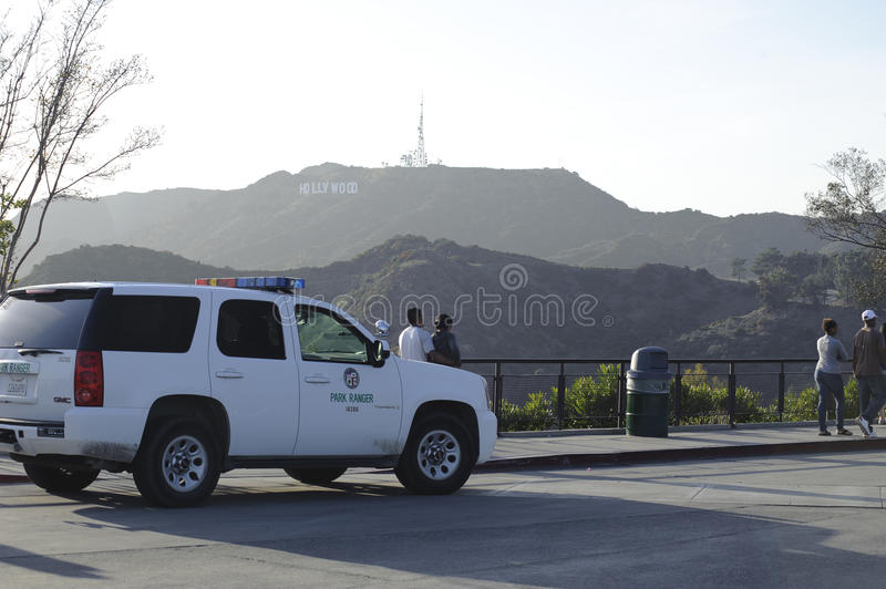 Download Park Ranger Vehicle Editorial Stock Image - Image: 24568439