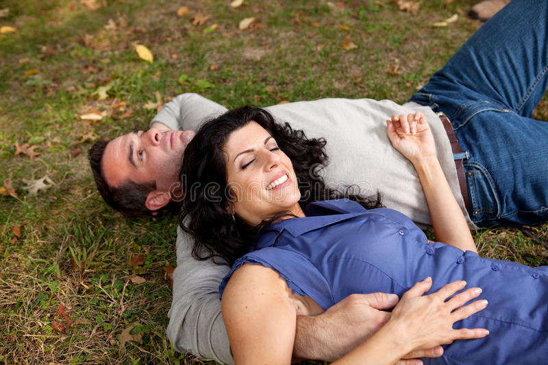 Download Park Relax stock photo. Image of future, husband, outside - 11754620