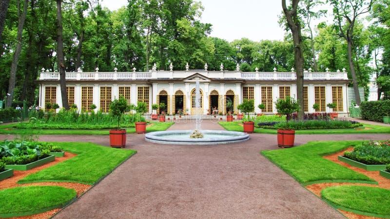 Download Park, St. Petersburg stock image. Image of historical - 26034645