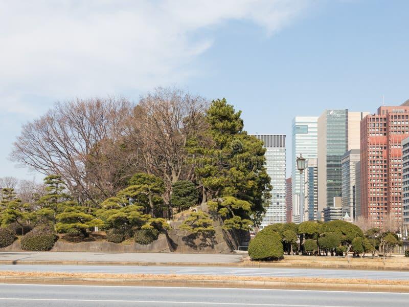 park Tokio fotografia stock