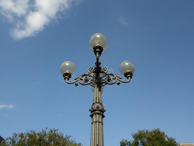 Park w Kenmore Square, Boston, Massachusetts, usa zdjęcia royalty free