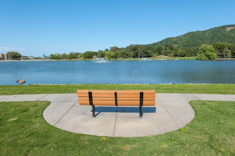 Download Park Z Jeziorem, Fontannami Drzewo I Trawą, Zdjęcie Stock - Obraz złożonej z ptaki, relaks: 53775014