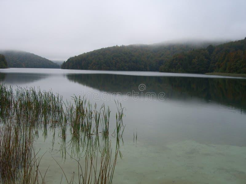 Parka Narodowego Plitvice jeziora, Chorwacja obraz royalty free