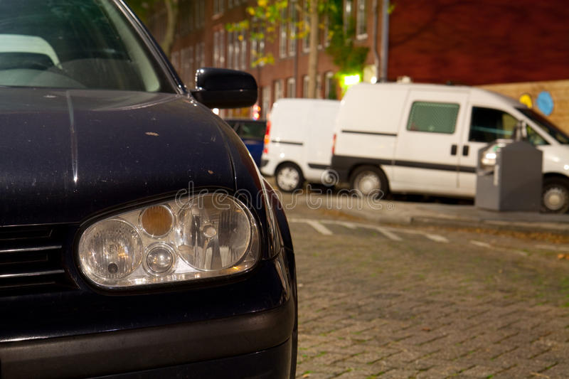 Download Parked Cars Royalty Free Stock Image - Image: 21993516