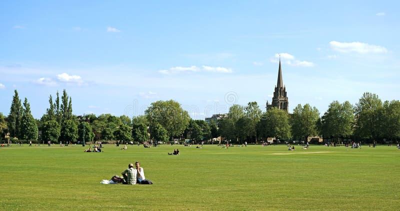 Parker'sstuk, Cambridge, Engeland stock foto's