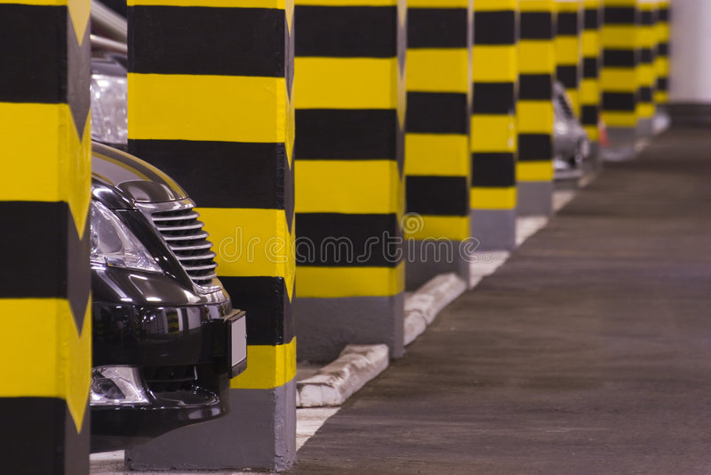 Parkeringstunnelbana